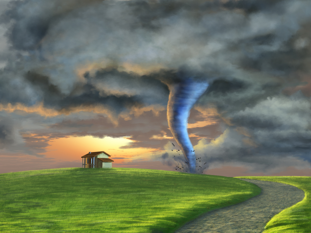 The Multiple Vortex Tornado